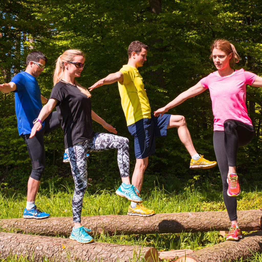 Personal Training - Individual & Gruppentraining