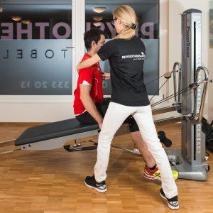 Physiotherapie - Zürich - Nähe Dolder